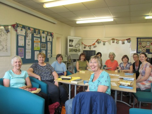 Novel Ideas reading group discuss The Miniaturist by Jessie Burton