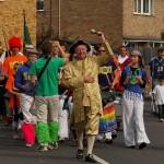 The procession in 2007