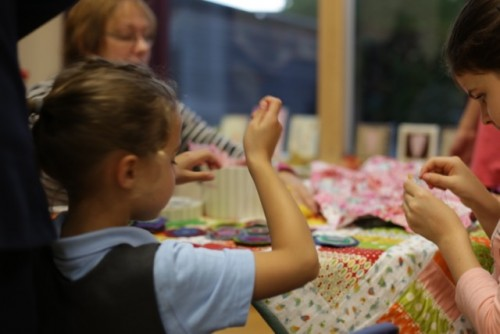 craft party 2015 sewing